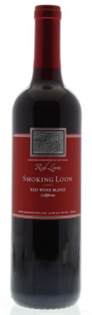 Smoking Loon Sweet Red Wine Red Loonatic 750ml - Case of 12
